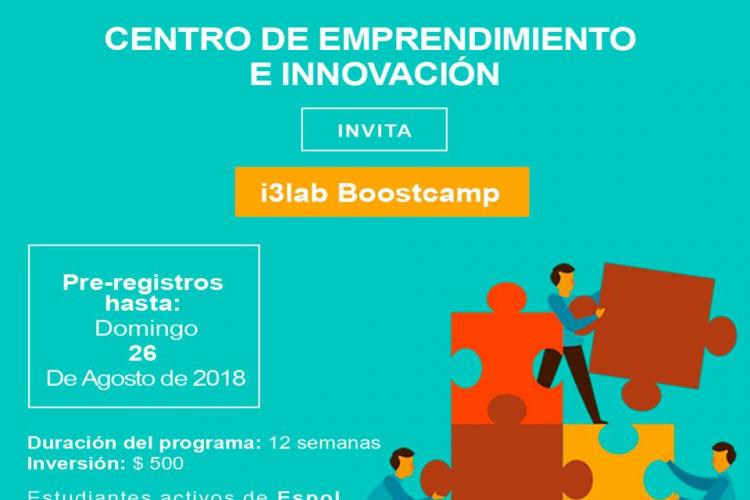 Boostcamp invitation